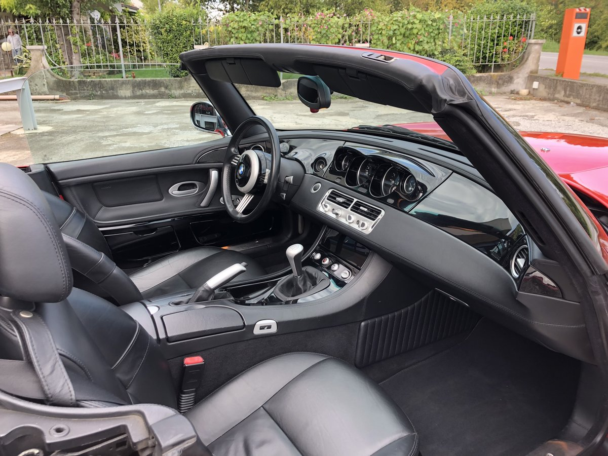 2001 Bmw z8 hard top - full service history For Sale (picture 4 of 6)