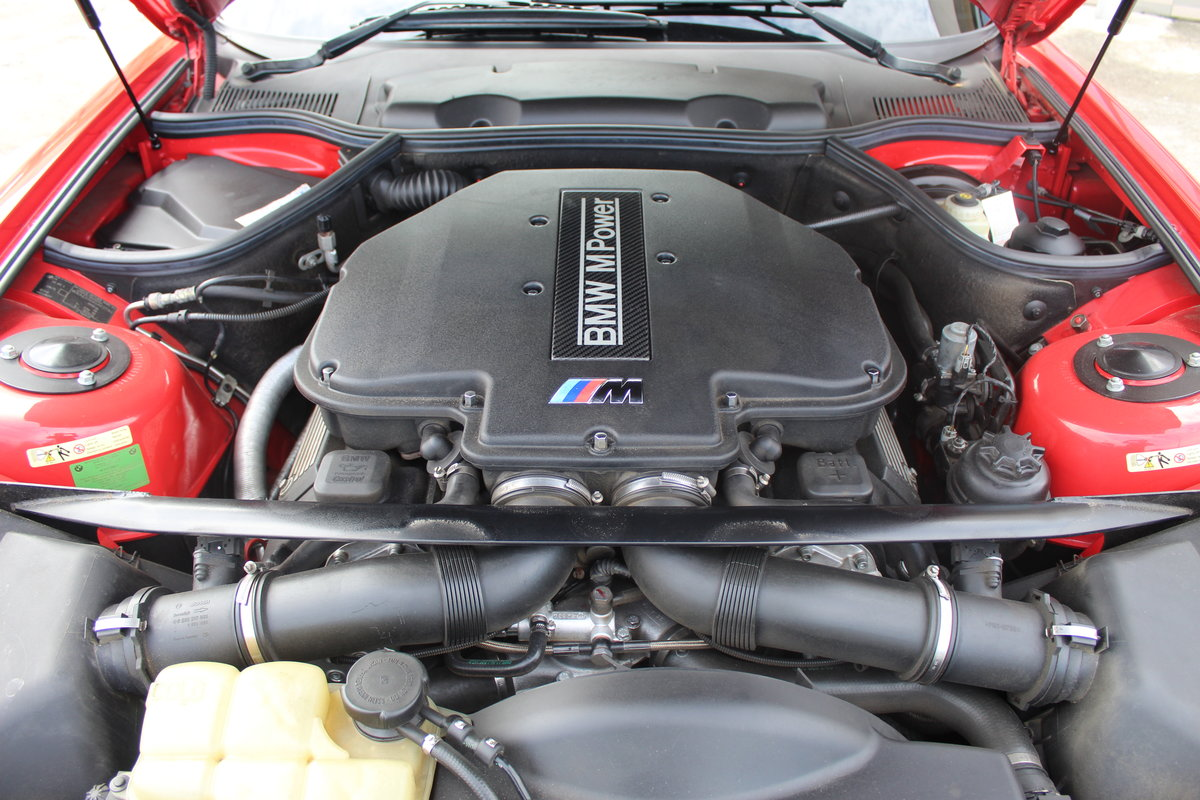 2001 Bmw z8 hard top - full service history For Sale (picture 6 of 6)
