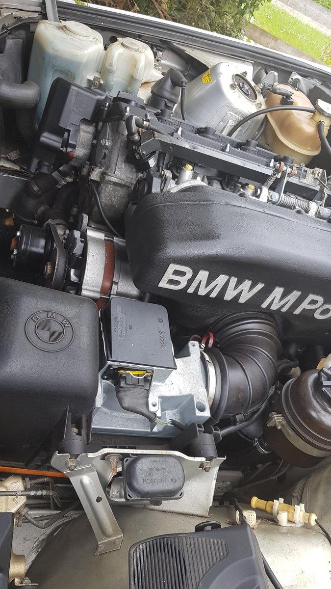 1991 BMW M3 e30 convertible in silver Rare  For Sale (picture 4 of 6)