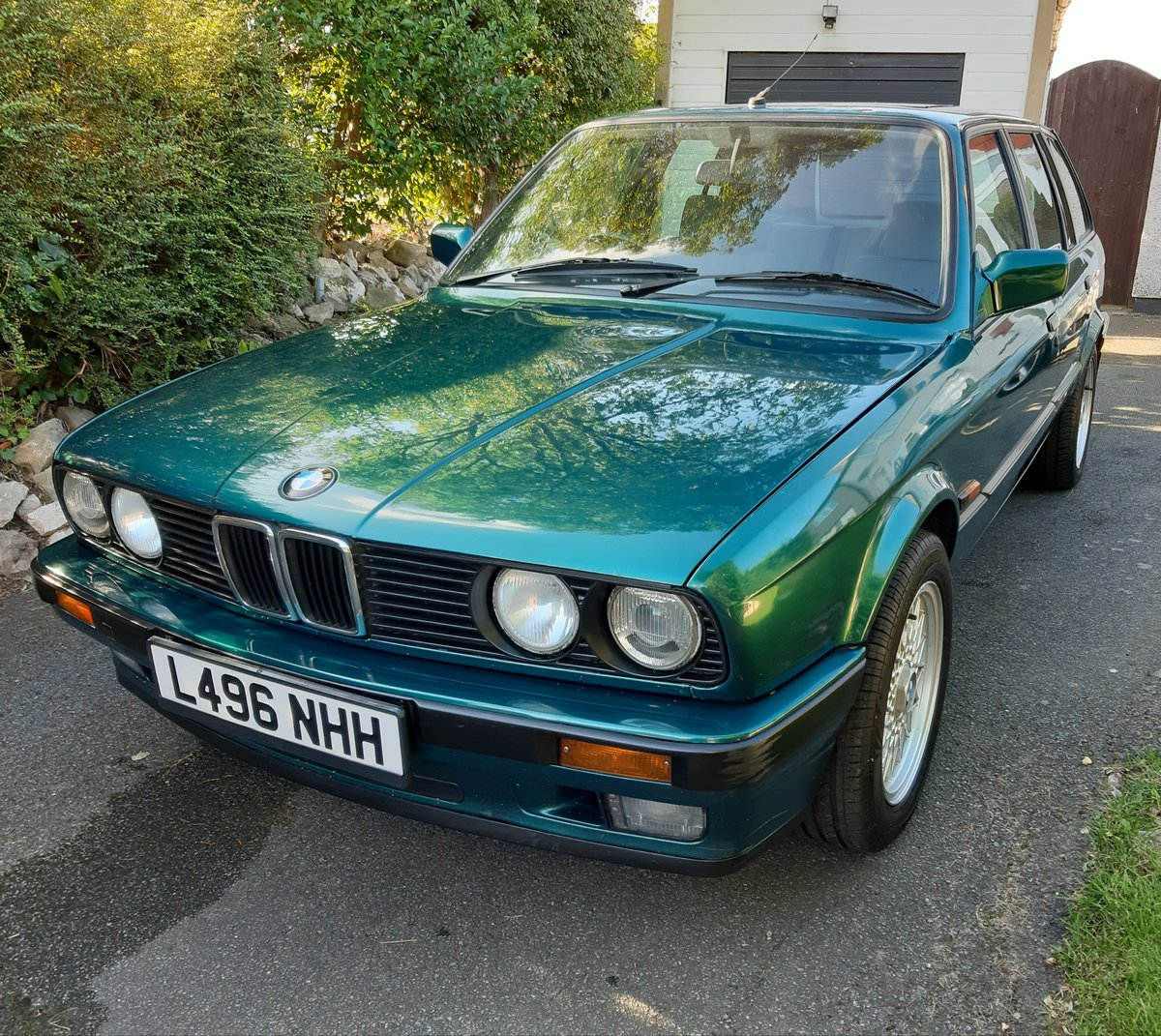 1993 BMW E30 318i Touring with 12 month MOT SOLD (picture 1 of 6)