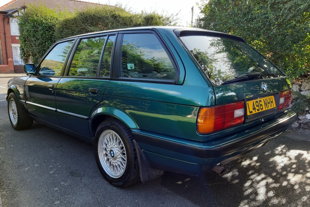 1993 BMW E30 318i Touring with 12 month MOT SOLD (picture 2 of 6)