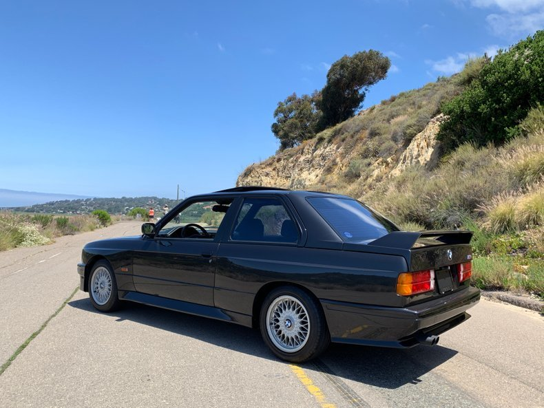 1987  BMW M3 E30 = Euro-specs Diamond Black Metallic driver  $obo For Sale (picture 3 of 6)