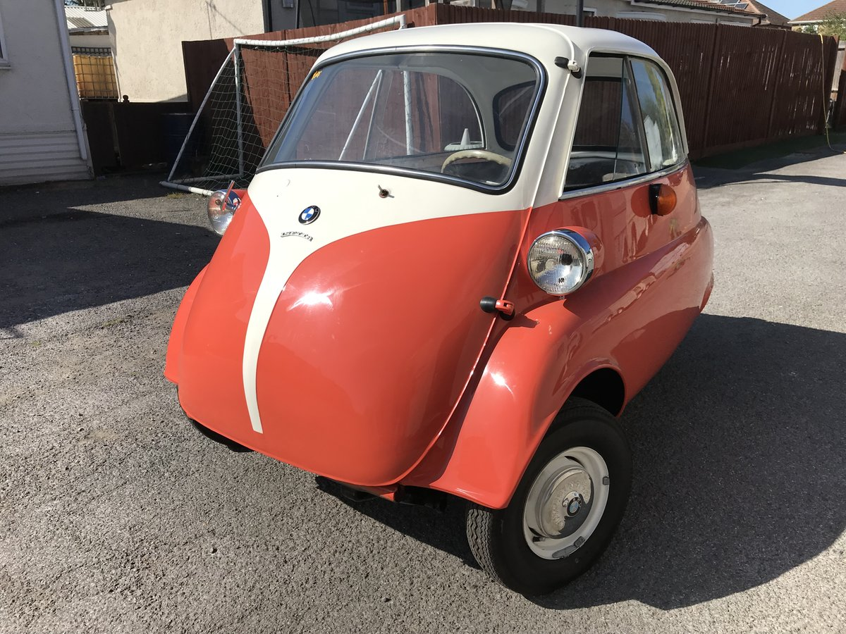 BMW ISETTA BUBBLE CAR For Sale (picture 2 of 6)