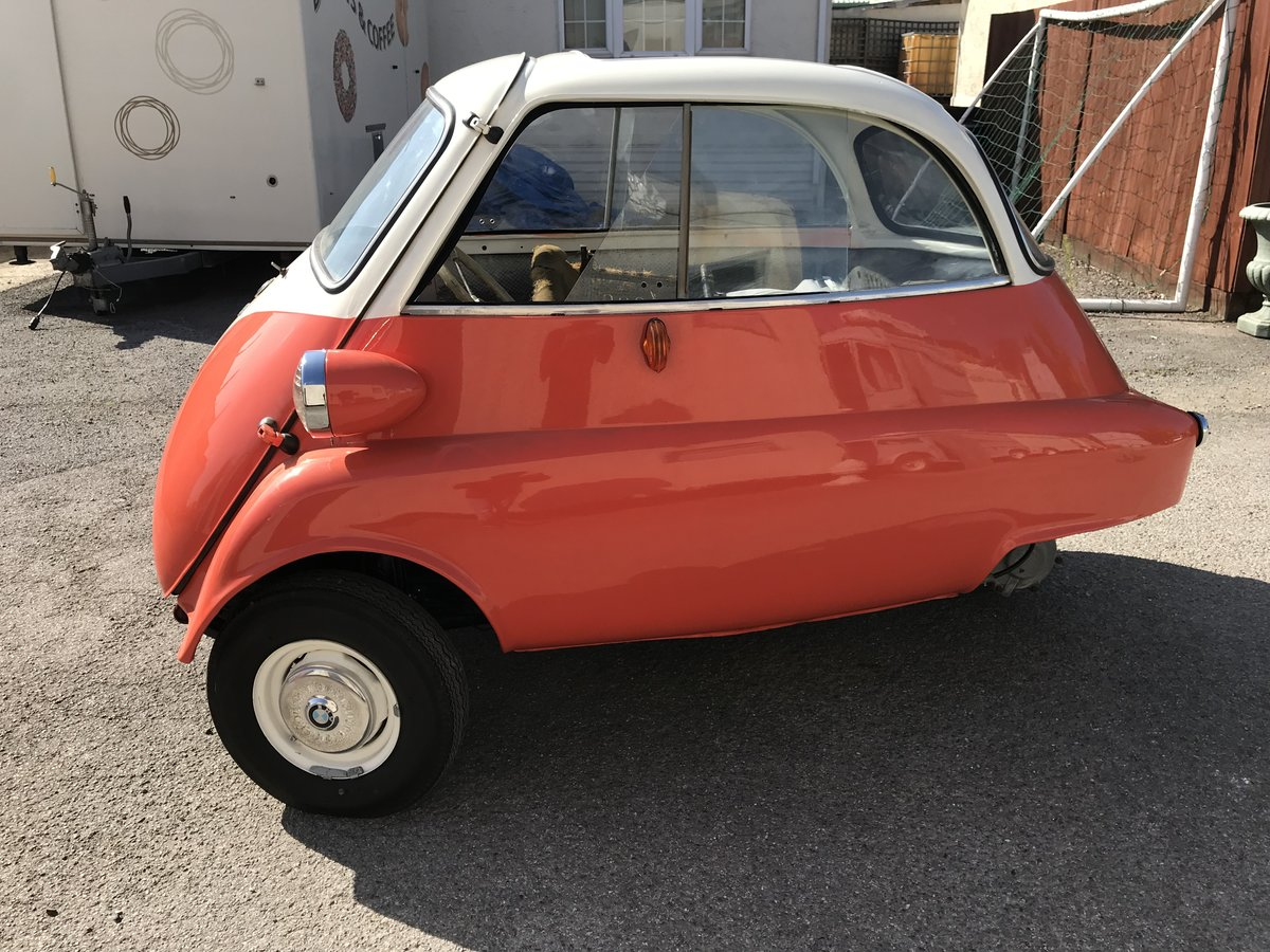BMW ISETTA BUBBLE CAR For Sale (picture 4 of 6)