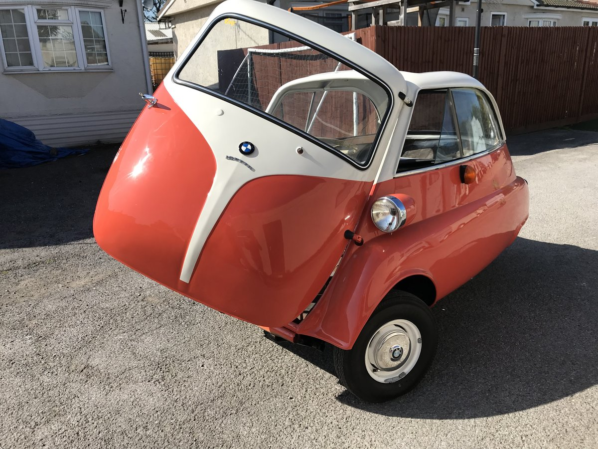 BMW ISETTA BUBBLE CAR For Sale (picture 5 of 6)