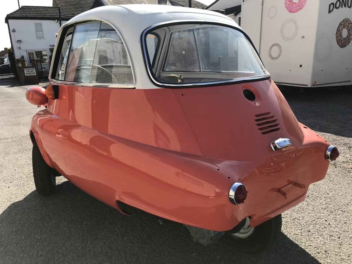 BMW ISETTA BUBBLE CAR For Sale (picture 6 of 6)