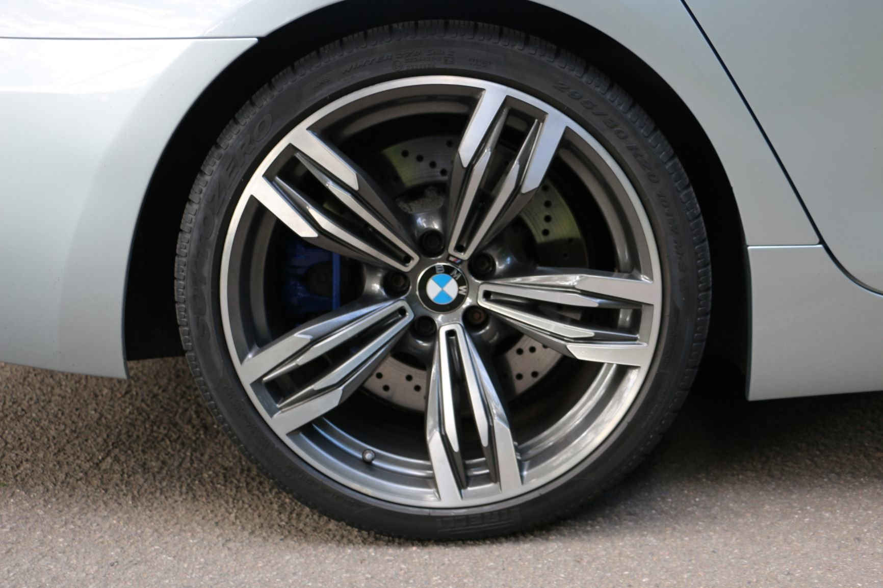 2015 BMW M6 Gran Coupe  SOLD (picture 4 of 6)