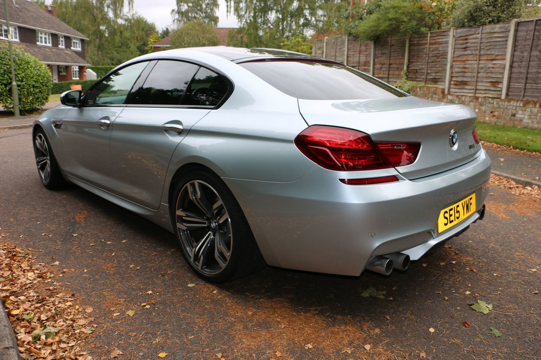 2015 BMW M6 Gran Coupe  For Sale (picture 5 of 6)