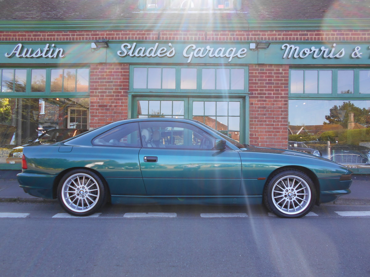 1991 BMW 850 Ci Coupe Automatic  For Sale (picture 1 of 6)