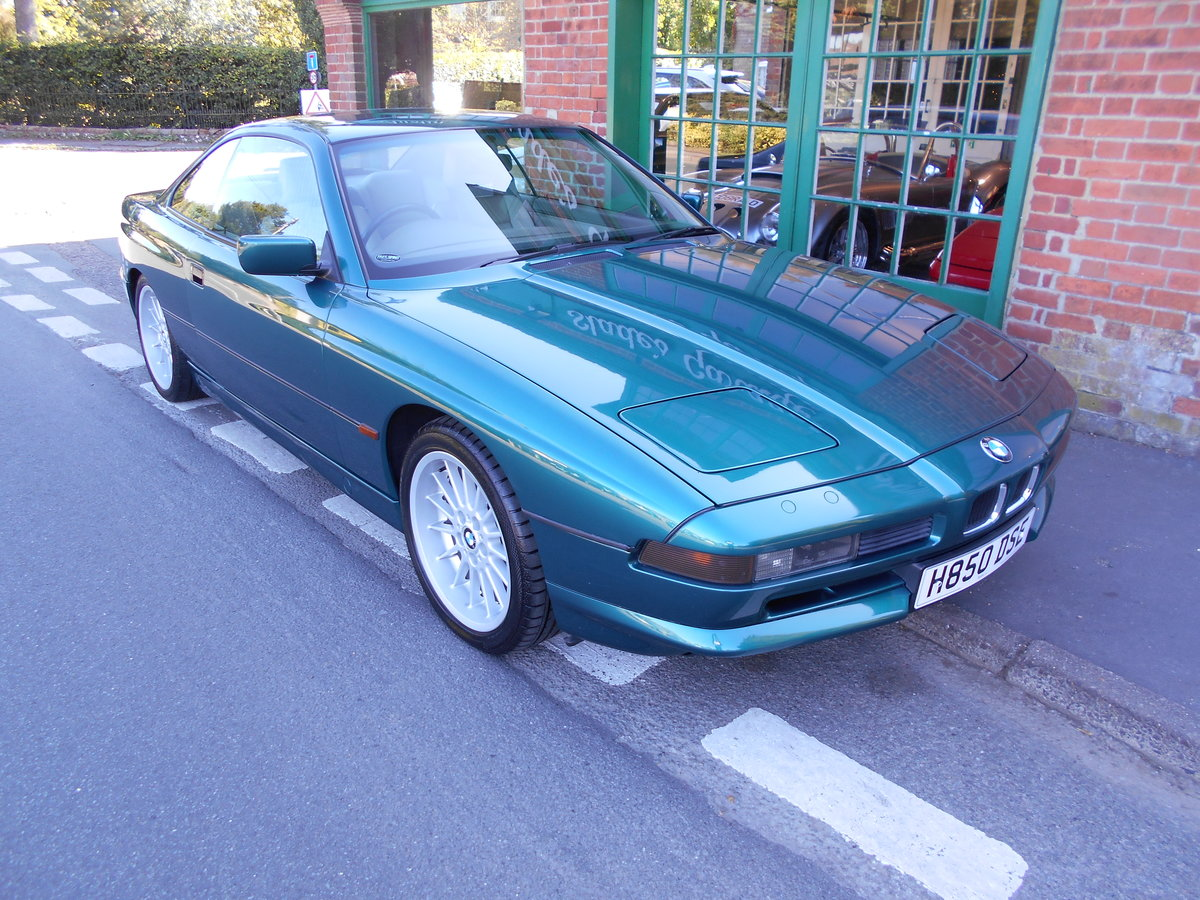 1991 BMW 850 Ci Coupe Automatic  For Sale (picture 3 of 6)