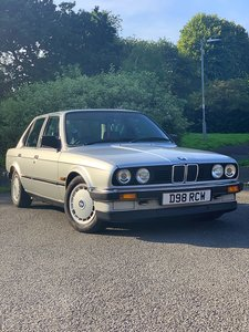 1986 BMW 3 Series 318i Manual E30 Saloon