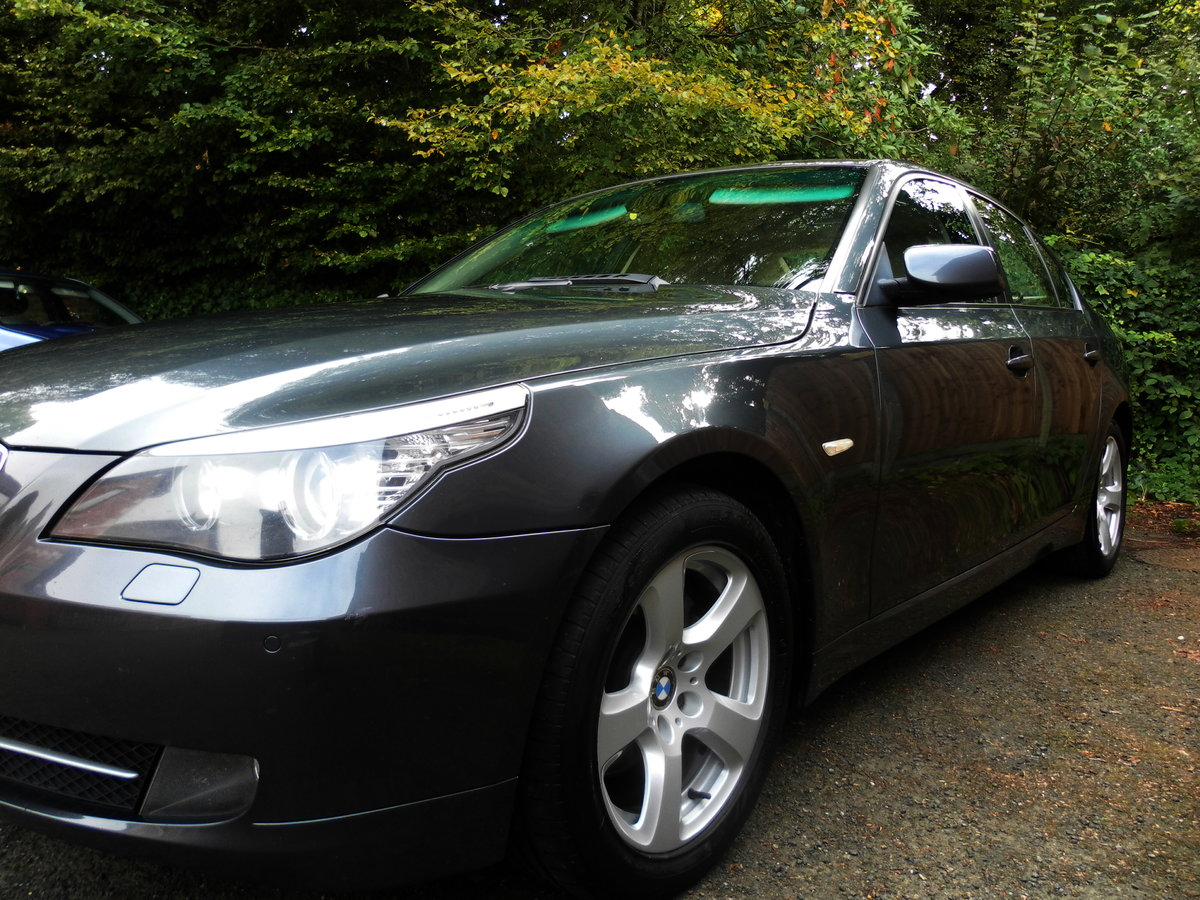 2008 BMW 520 S.E.T/DIESEL UNBELIEVABLE BARGAIN   For Sale (picture 1 of 6)