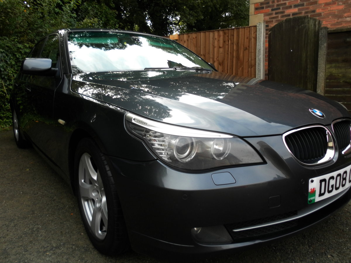 2008 BMW 520 S.E.T/DIESEL UNBELIEVABLE BARGAIN   For Sale (picture 2 of 6)
