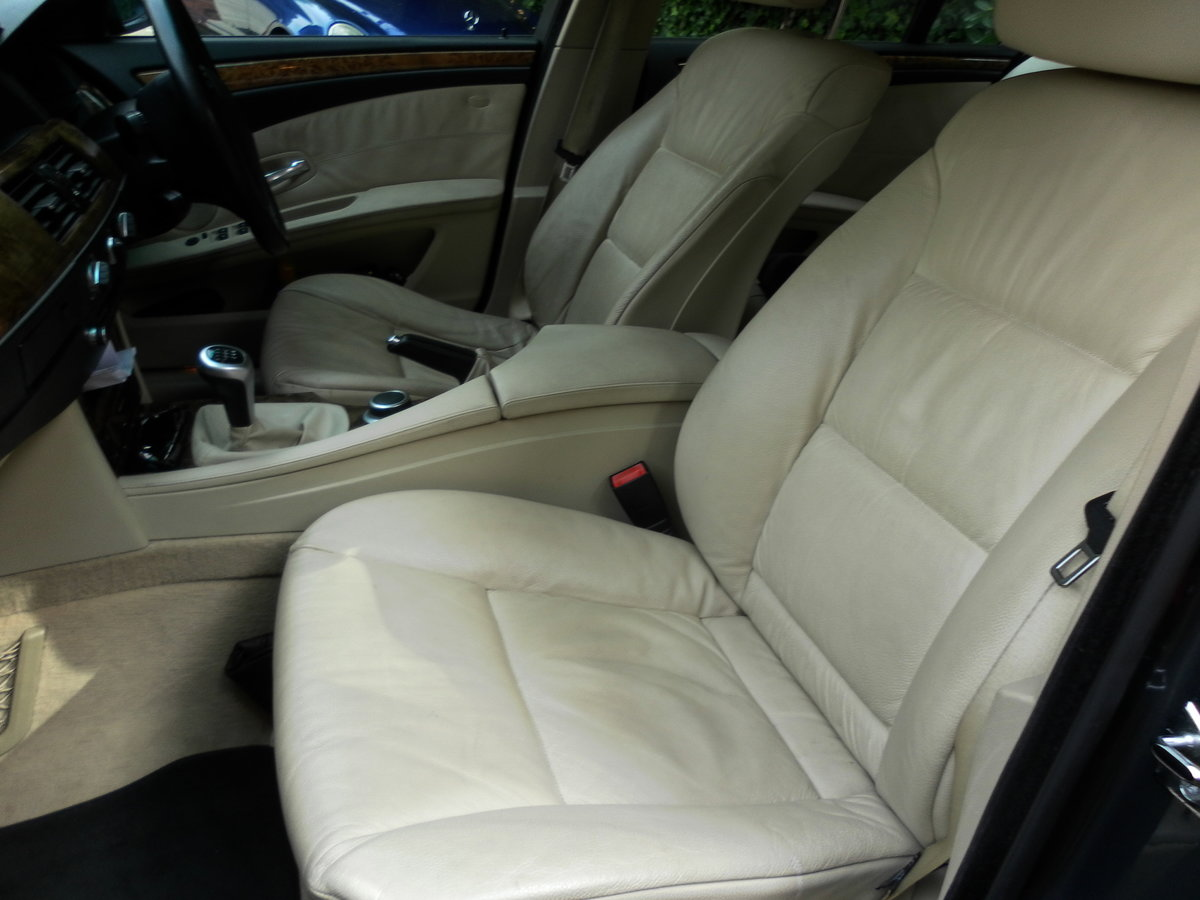 2008 BMW 520 S.E.T/DIESEL UNBELIEVABLE BARGAIN   For Sale (picture 3 of 6)