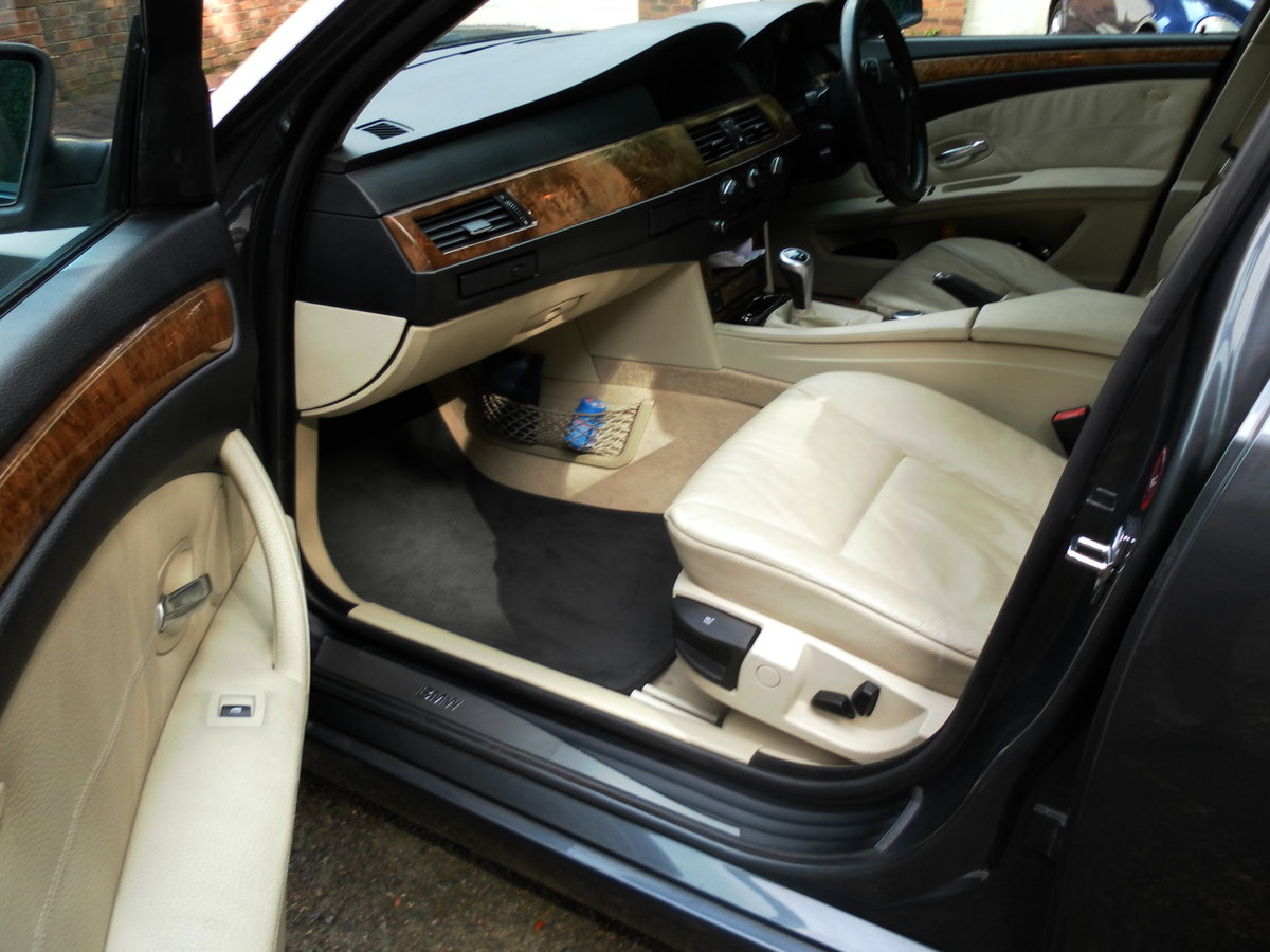 2008 BMW 520 S.E.T/DIESEL UNBELIEVABLE BARGAIN   For Sale (picture 4 of 6)