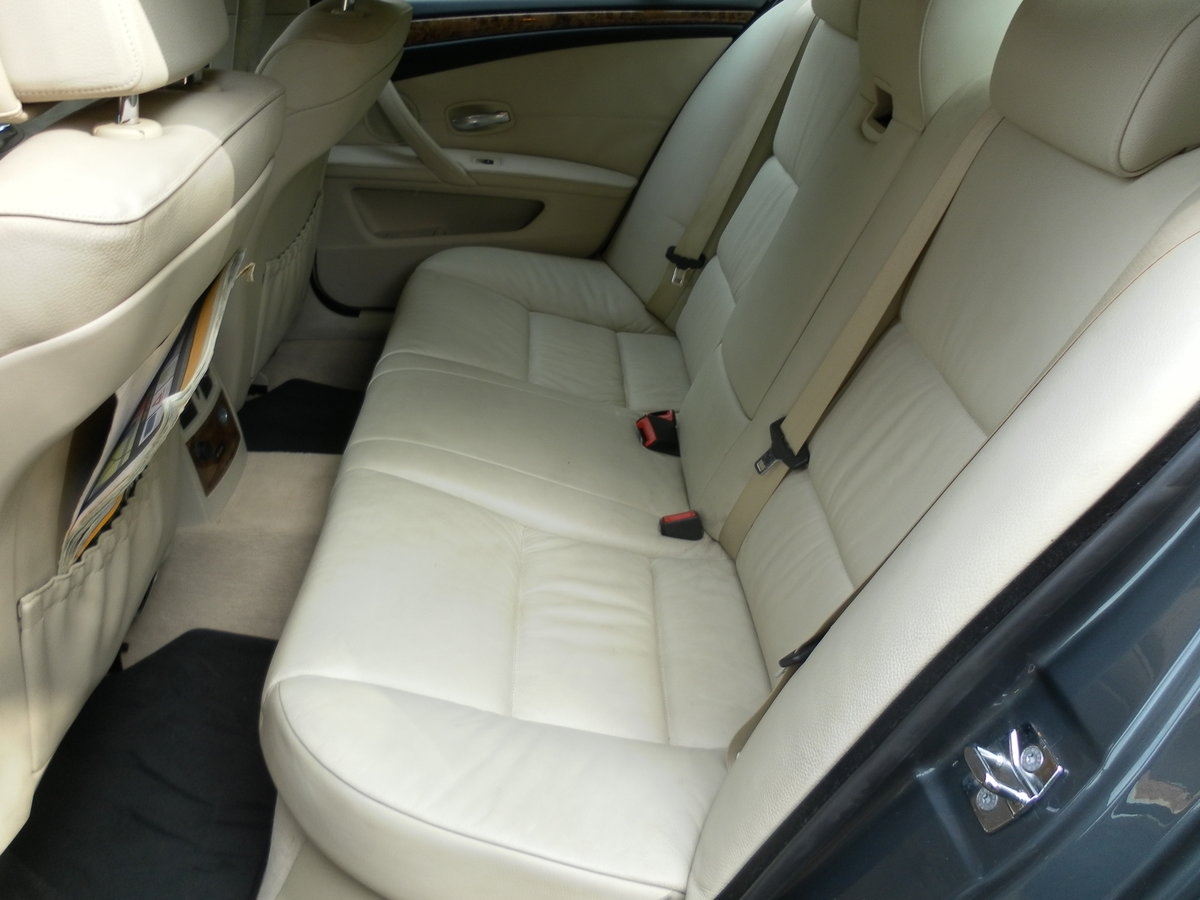 2008 BMW 520 S.E.T/DIESEL UNBELIEVABLE BARGAIN   For Sale (picture 5 of 6)