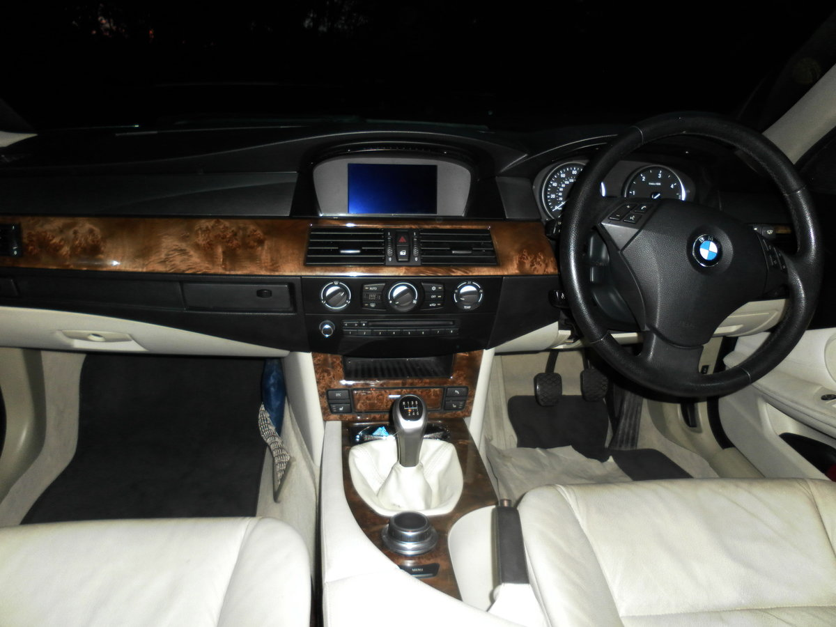 2008 BMW 520 S.E.T/DIESEL UNBELIEVABLE BARGAIN   For Sale (picture 6 of 6)
