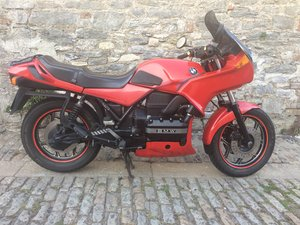 1988 BMW K75S NON ABS  For Sale