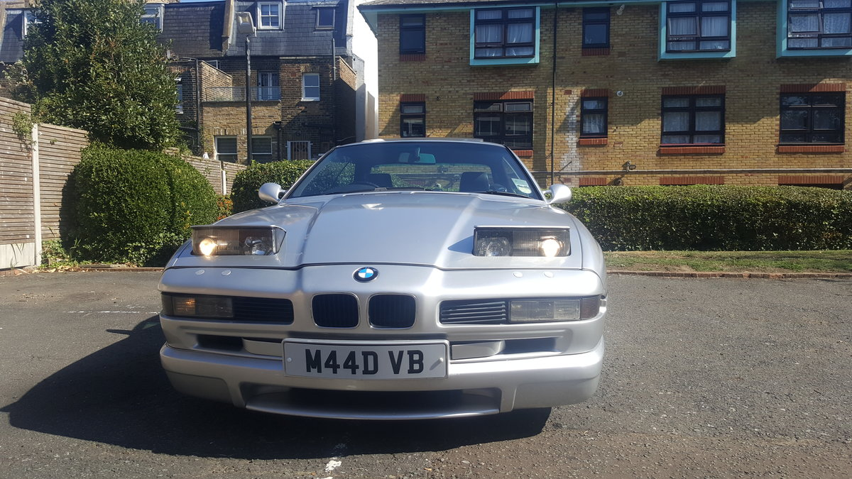 1999 BMW E31 M62B44 For Sale (picture 2 of 6)