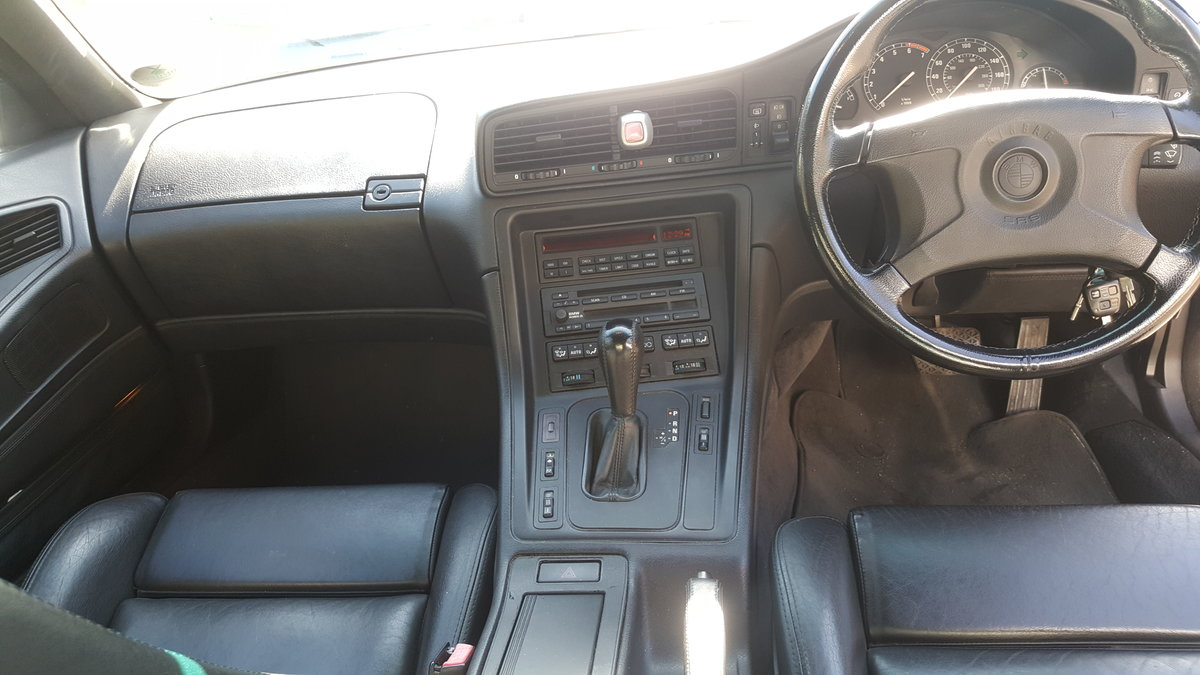 1999 BMW E31 M62B44 For Sale (picture 5 of 6)
