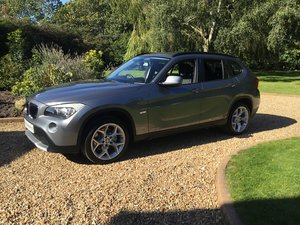 BMW X1 18dse S Drive Manual 2010/10