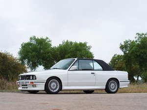 1990 BMW M3 Convertible  For Sale by Auction