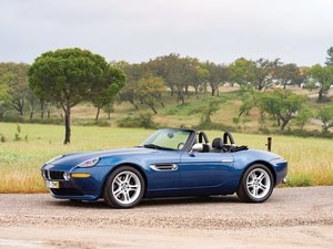 2001 BMW Z8  For Sale by Auction