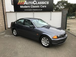 1999 BMW 323sei, 4 door, 19,000 Miles, Full BMW History For Sale