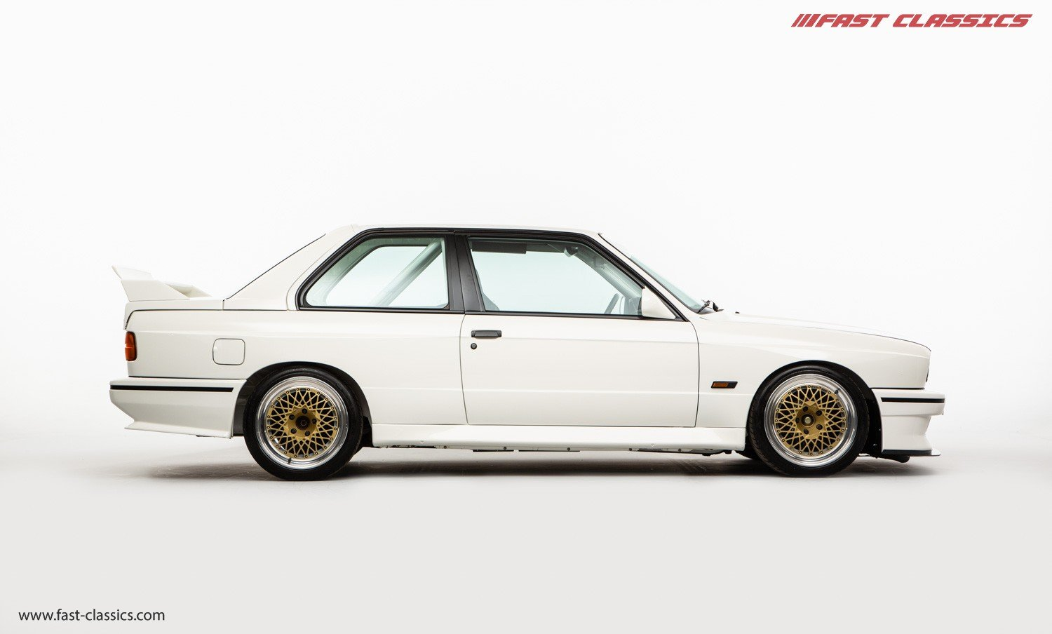 1989 BMW E30 M3 // GROUP A RECREATION // NUT AND BOLT RESTORATION For Sale (picture 1 of 6)