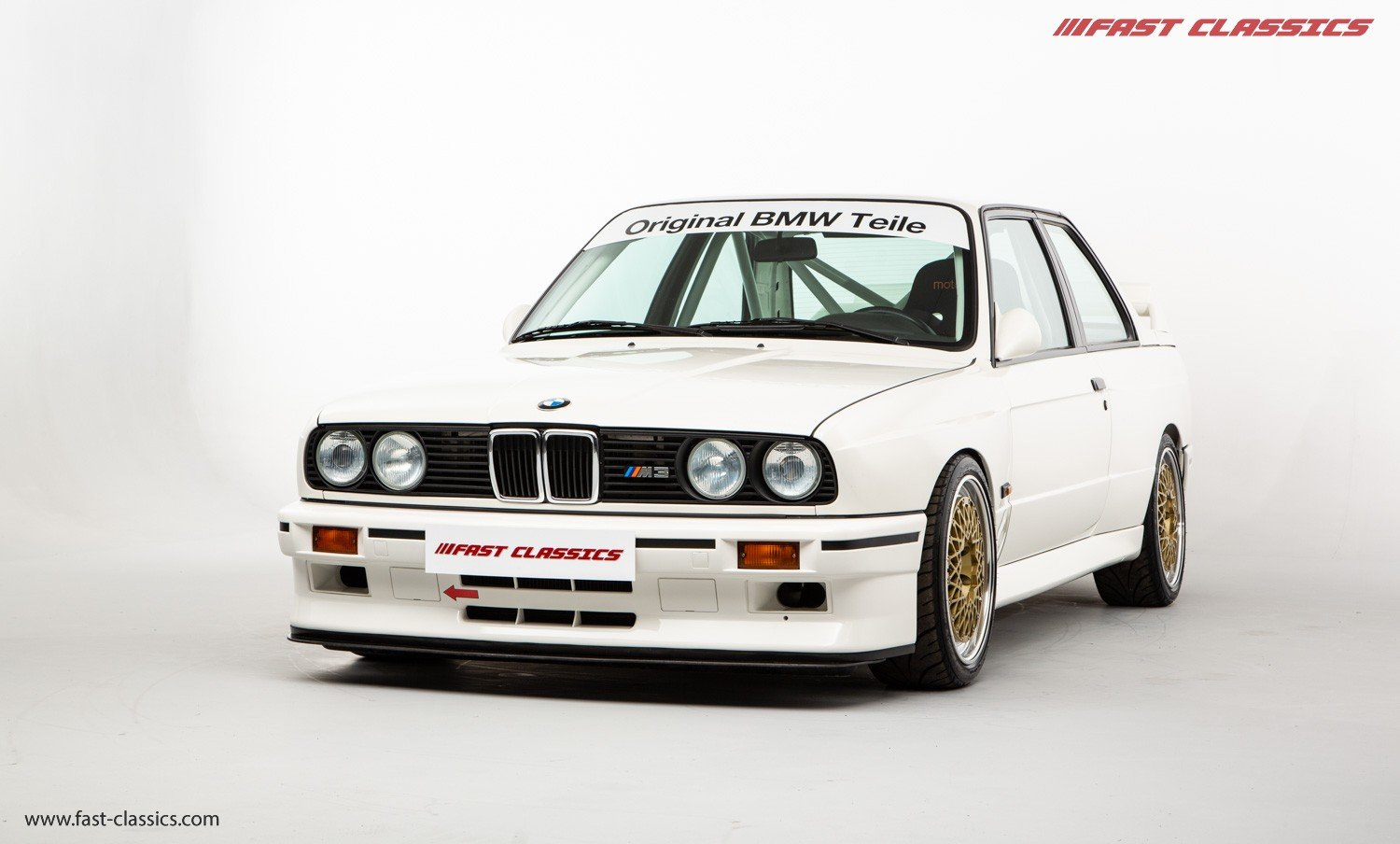 1989 BMW E30 M3 // GROUP A RECREATION // NUT AND BOLT RESTORATION For Sale (picture 2 of 6)