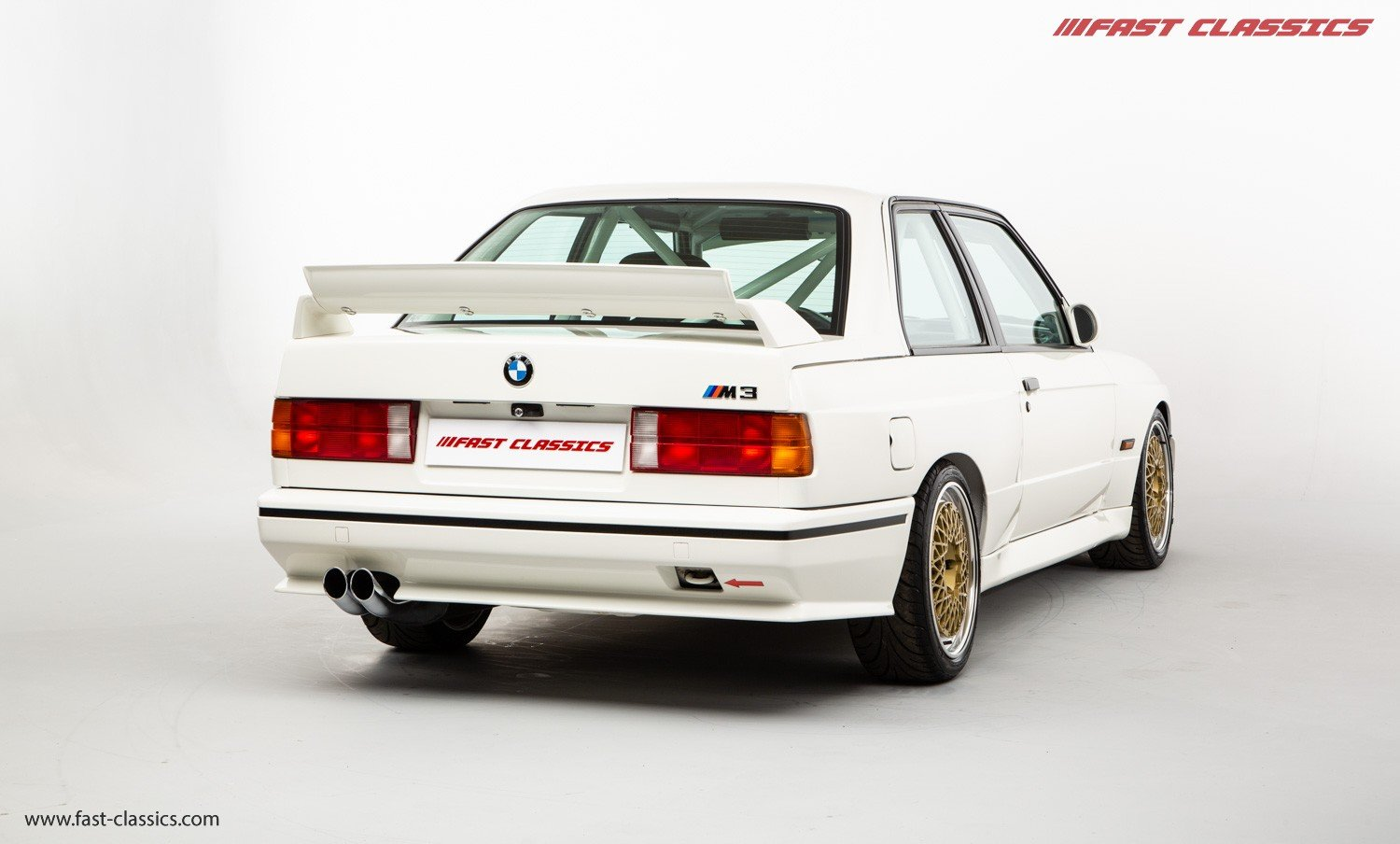1989 BMW E30 M3 // GROUP A RECREATION // NUT AND BOLT RESTORATION For Sale (picture 3 of 6)
