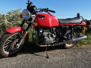 1984 BMW R80 RT Bullet proof For Sale