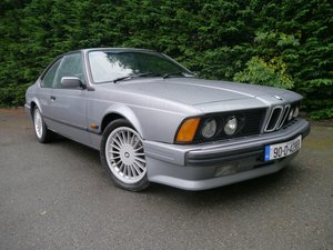 1989 BMW 635 CSI Shadowline Motorsport Edition