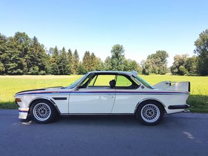 1974 BMW 3.0 CSL Batmobile For Sale