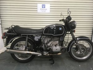 1980 BMW R80/7.  Good condition. 12 months For Sale
