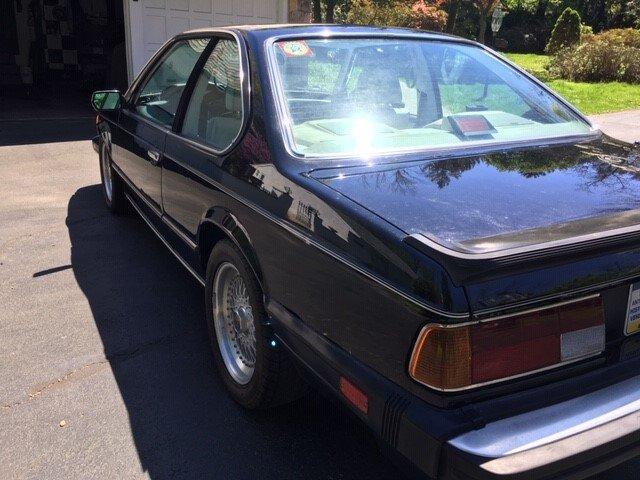 1987 BMW M6  E24 For Sale (picture 3 of 4)