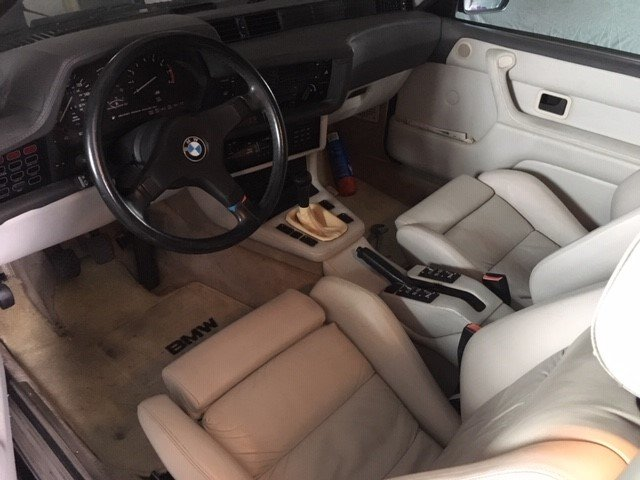 1987 BMW M6  E24 For Sale (picture 4 of 4)