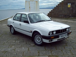 1988 e30 bmw 325i only 13300 miles 1 owner from new For Sale