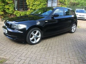 bmw 1 series 2010 only 76k miles long mot Nice  For Sale