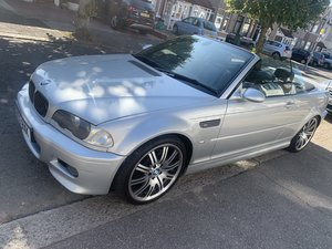 2003 Bmw m3 manual- very clean example For Sale