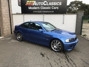 2004 BMW M3 3.2, Limited Edition, 2 Owners, Dealer History  SOLD