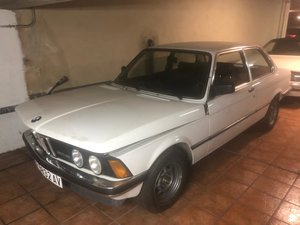 1982 BMW 323i E21 1981 For Sale