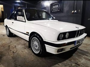 1990 BMW E30 318is Baur Alpine White  For Sale