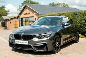 2017 BMW M4 Competition Pack For Sale
