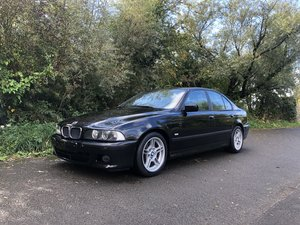 2002 Bmw e39 525i m sport auto saloon For Sale