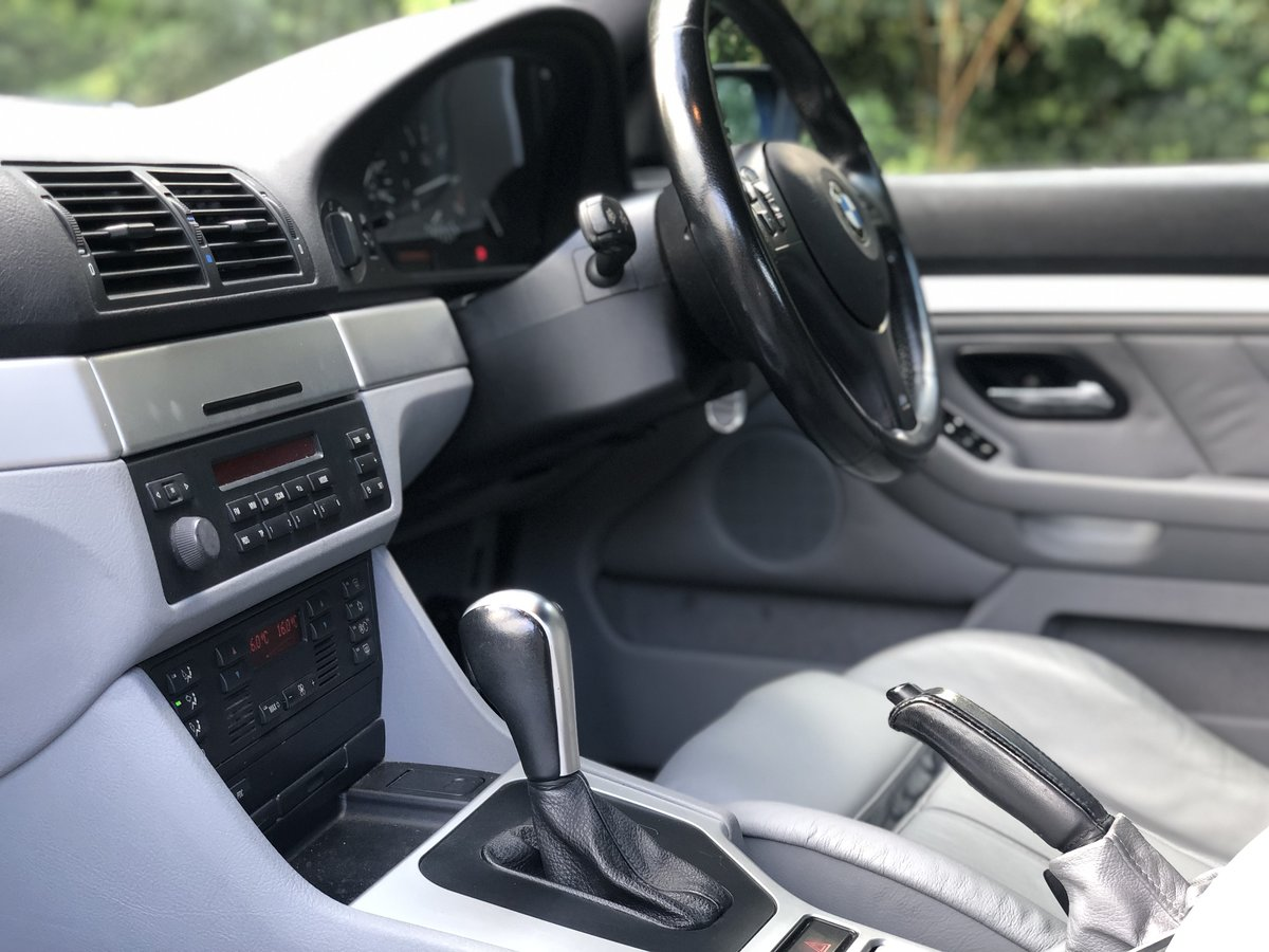 Awe Inspiring 2002 Bmw E39 525I M Sport Auto Saloon For Sale Car And Classic Pabps2019 Chair Design Images Pabps2019Com
