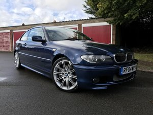 2004 BMW 330Ci M-Sport Coupe * E46 330 FSH For Sale