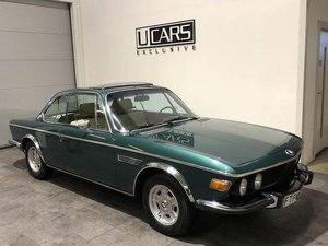 1972 BMW 3.0 CS Same owner since 1975