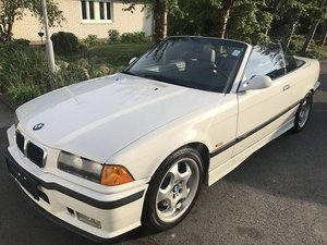 1998 BMW M3 Cabriolet / Only 46000KM!