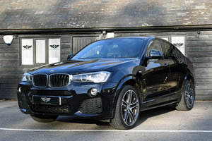 2016 BMW X4 2.0D XDrive M Sport (16)